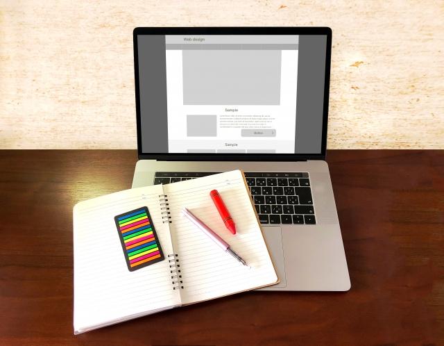 営業ツール制作におけるデザイン